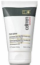 Kup Regenerujący peeling-żel do twarzy o podwójnym działaniu dla mężczyzn - Cellmen Face Scrub