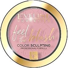 Kup Róż do policzków - Eveline Cosmetics Feel The Blush!