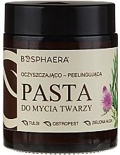 Kup Oczyszczająca pasta peelingująca do twarzy - Bosphaera