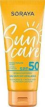 Kup Wodoodporny balsam do opalania SPF 50 - Soraya Sun Care Waterproof Balm SPF50