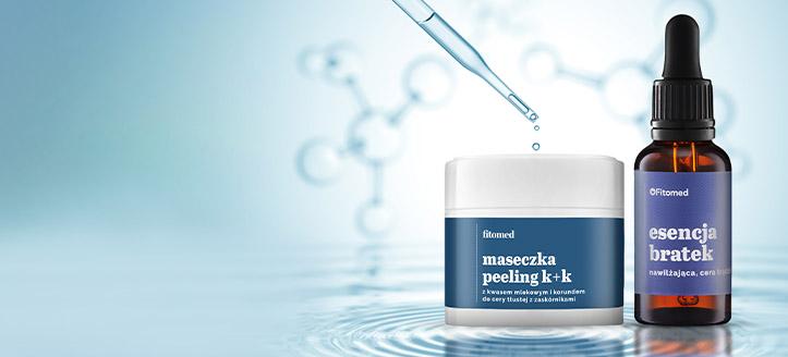 Przy zakupie produktów Fitomed za min. 48 zł, maseczkę-peeling K+K otrzymasz w prezencie.