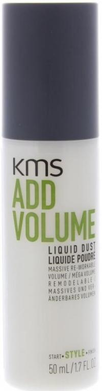 Płynny puder do włosów - KMS California Addvolume Liquid Dust  — фото N1