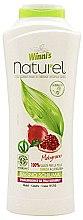 Kup Szampon do włosów suchych z naturalnym wyciągiem z granatu - Winni's Naturel Shampoo Melograno