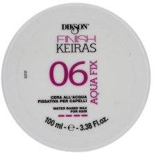 Kup Wosk do włosów - Dikson Finish Keiras Aqua Fix 06