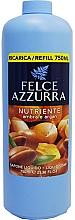 Kup Mydło w płynie Argan - Felce Azzurra Nutriente Amber & Argan (uzupełnienie)