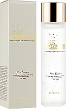 Kup Esencja nawilżająca ze złotymi składnikami - Secret Key 24K Gold Premium First Essence