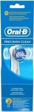 Kup Wymienne końcówki do szczoteczki elektrycznej (2 szt.) - Oral-B Precision Clean