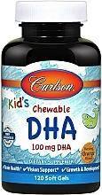 Kup Witaminowe żelki z kwasem DHA dla dzieci - Carlson Labs Kid's Chewable DHA