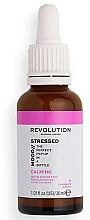 Kup Serum do twarzy z witaminą C w kapsułkach - Revolution Skincare Stressed Mood Soothing Serum