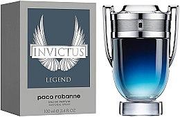 Paco Rabanne Invictus Legend - Woda perfumowana — фото N2