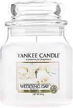 Kup Świeca zapachowa w słoiku - Yankee Candle Wedding Day