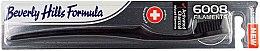 Kup Miękka szczoteczka do zębów - Beverly Hills Formula 6008 Filament Charcoal Toothbrush