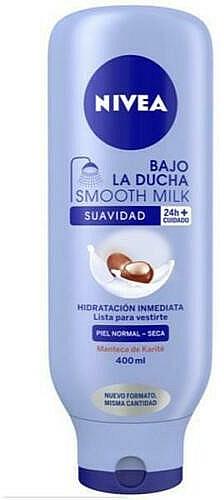Mleczko pod prysznic - Nivea In-Shower Shea Butter — фото N1