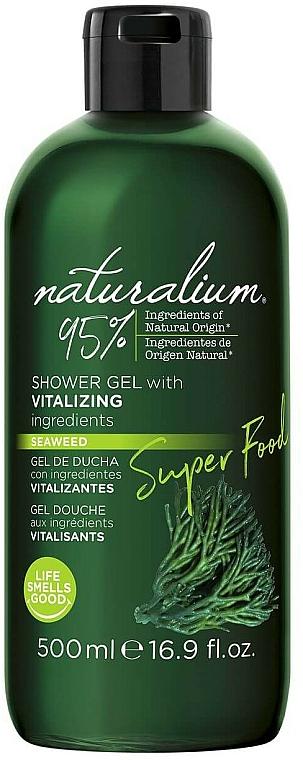 Antyoksydacyjny żel pod prysznic Jagoda - Naturalium Shower Gel Vitalizing — фото N1