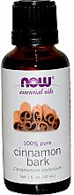 Kup Olejek cynamonowy - Now Foods Essential Oils 100% Pure Cinnamon Bark
