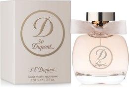 Kup S.T. Dupont So Dupont Pour Femme - Woda toaletowa