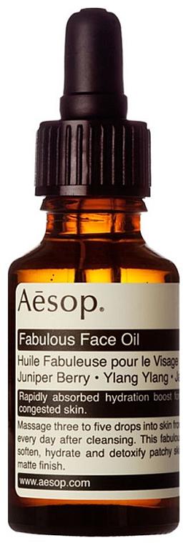 Olejek do twarzy - Aesop Fabulous Face Oil — фото N1