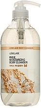 Kup Żel pod prysznic - Lebelag Rice Moisturizing Body Cleanser