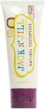 Kup Pasta do zębów dla dzieci Czarna porzeczka - Jack N' Jill Natural Toothpaste Blackcurrant