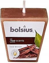 Kup Świeca zapachowa Drzewo agarowe, 47/47 mm - Bolsius True Scents Candle