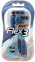 Kup Maszynki do golenia dla mężczyzn Flex 3 Comfort (3 sztuki) - Bic