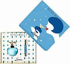 Kup Nina Ricci Luna - Zestaw świąteczny (edt 50 ml + lipstick 2,5 g)