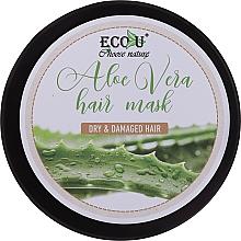 Kup Aloesowa maska do włosów suchych i zniszczonych - Eco U Aloe Mask