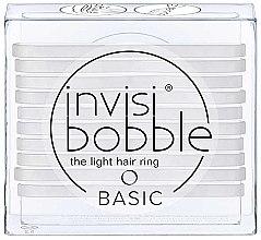 Kup Zestaw gumek do włosów - Invisibobble Basic Crystal Clear