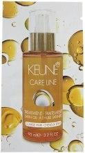 Kup Olej satynowy do włosów - Keune Care Line Satin Oil Treatment Coarse Hair (próbka)