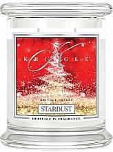 Kup Świeca zapachowa w słoiku - Kringle Candle Stardust