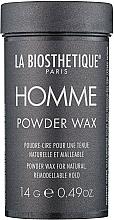 Kup Wosk w pudrze do stylizacji włosów - La Biosthetique Homme Powder Wax