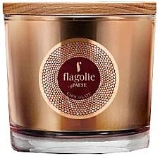 Kup Świeca zapachowa w szkle Chocolate - Flagolie Fragranced Candle Chocolate