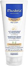 Kup Ochronne mleczko do ciała na zimę - Mustela Bébé Nourishing Body Lotion With Cold Cream
