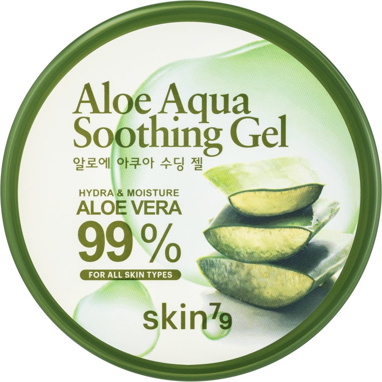 Wielofunkcyjny żel - Skin79 Aloe Aqua Soothing Gel