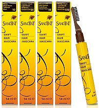 Tusz do włosów - Sanotint Swift Hair Mascara  — фото N2