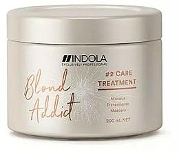 Kup Maska do włosów - Indola Blond Addict Treatment