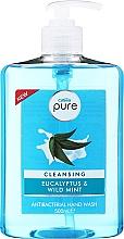 Kup Oczyszczające mydło antybakteryjne do rąk Eukaliptus i mięta - Cussons Pure Cleansing Hand Wash