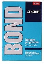 Kup Balsam po goleniu - Bond Expert Sensitive After Shave Balm