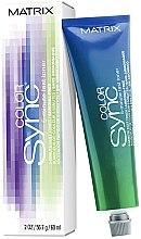 Kup 5-minutowy toner neutralizujący niechciane odcienie włosów - Matrix Color Sync 5-Minute Fast Toner