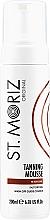Kup Samoopalacz w piance (średni odcień) - St.Moriz Instant Self Tanning Mousse Medium