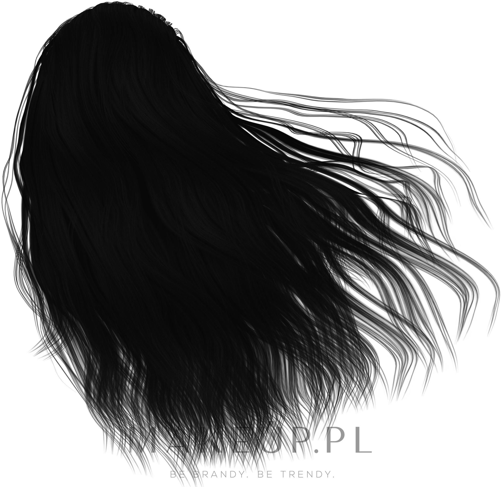 Farba do włosów - Kosswell Professional Equium Color — фото 1 - Black