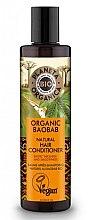 Kup Naturalna odżywka do włosów cienkich i pozbawionych blasku Organiczny baobab - Planeta Organica Organic Baobab Natural Hair Conditioner