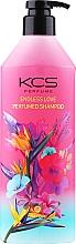 Kup Szampon do delikatnego oczyszczania włosów suchych i łamliwych - KCS Endless Love Perfumed Shampoo
