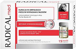 Kup PRZECENA! Kuracja w ampułkach przeciw wypadaniu włosów dla kobiet - Radical Med Anti Hair Loss Ampoule Treatment For Woman *
