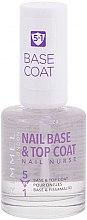 Kup Baza i top coat do paznokci - Rimmel Nail Nurse 5 in 1 Nail Base & Top Coat