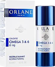 Kup Restrukturyzujące serum-koncentrat do twarzy z kwasami omega-3 i -6 - Orlane Supradose Omega 3 & 6 Restructuring Concentrate