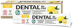 Kup Pasta do zębów Naturalna biel - Dental Bio Vital Natural White Toothpaste