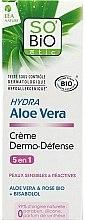 Kup Aloesowy krem ochronny do twarzy - So'Bio Etic Hydra Aloe Vera Creme