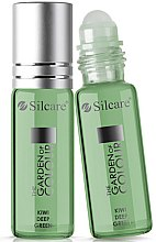 Kup Olejek do paznokci i skórek - Silcare The Garden of Colour Cuticle Oil Roll On Kiwi Deep Green