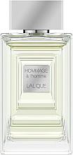 Kup Lalique Hommage à L'Homme - Woda toaletowa